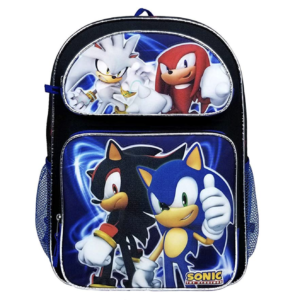 Accessories Innovation Sonic the Hedgehog Team Large Backpack