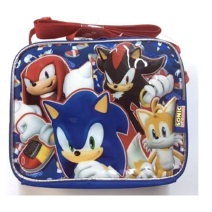 Accessory Innovations Sonic, The Hedgehog Lunch Bag
