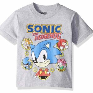 Sonic The Hedgehog /Émotions H/érisson T-Shirt Premium Enfant