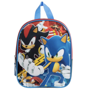 Sonic Video Game Mini Backpack