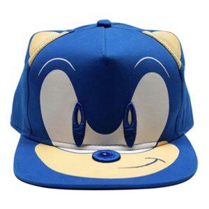 Sonic premium blue cap